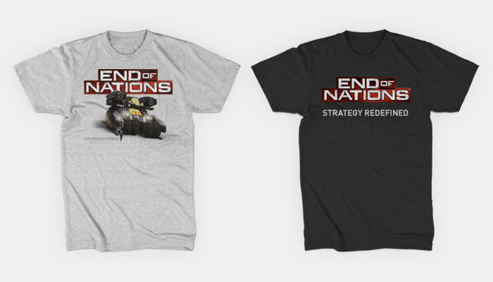End of Nations Apparel